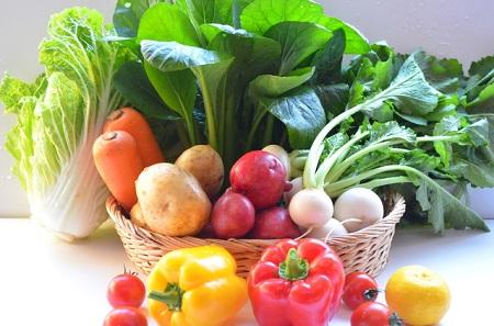 肌の悩みニキビ原因と対策野菜