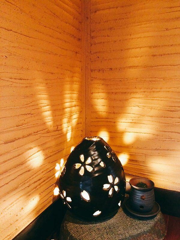鹿嶋市平井にある和楽庵かだんで贅沢ランチ